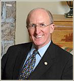 Adelphi University President Dr. Robert A. Scott
