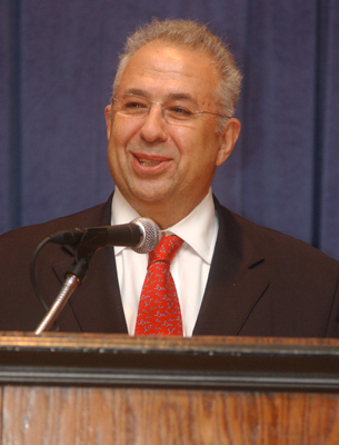 Ambassador Adamantios Th. Vassilakis