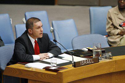 Ambassador Daniel Carmon