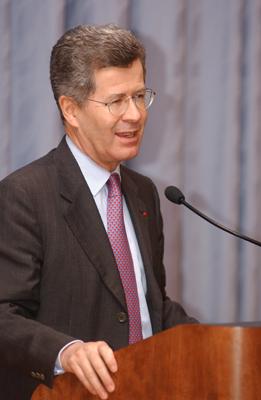 Ambassador Jean-David Levitte