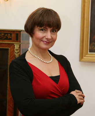 Ambassador Simona Miculescu