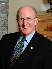 Adelphi University President Dr. Robert A. Scott