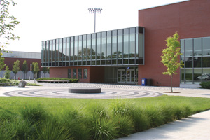 Performing Arts Center Exterior