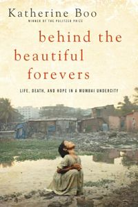 Behind the Beautiful Forevers, AU Reads Book