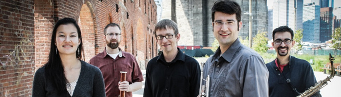 Douglas Detrick's AnyWhen Ensemble