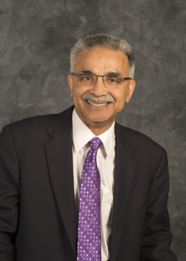 Rajib Sanyal Adelphi Business Dean
