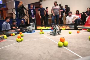 Vex Robotics Competition 2016