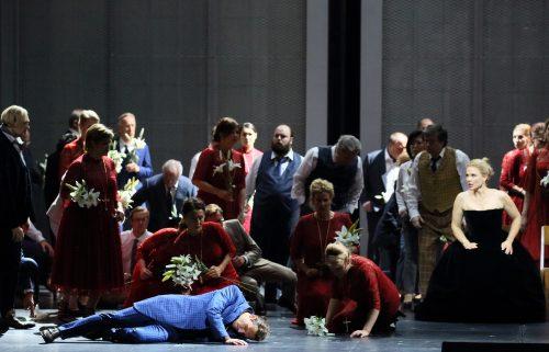 Gaetano Donizetti's La Favorite