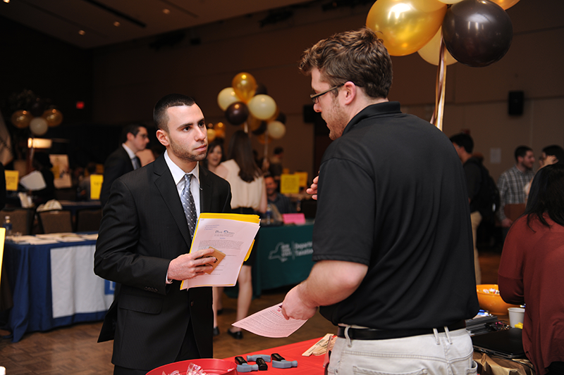 Adelphi University Job Fair