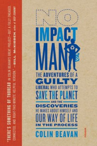 No Impact Man book