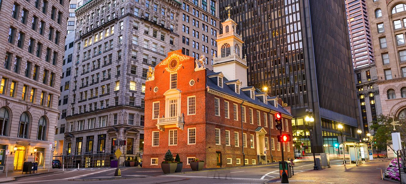 Boston Momentum Tour