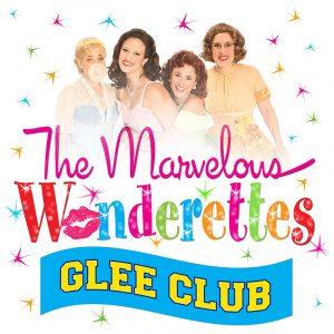 Logo - The Marvelous Wonderettes: Glee Club