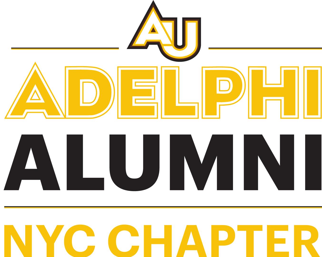 Adelphi Alumni Logo NYC Chapter