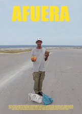 afuera movie poster