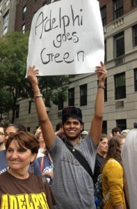 People's Climate March, Sept 21st 2014, New York City
