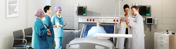 Nexus Hospital Room