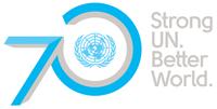UN 70th Anniversary Logo