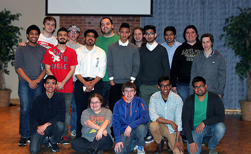 Hackathon Participants