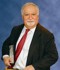 Vartan Gregorian Ph.D.