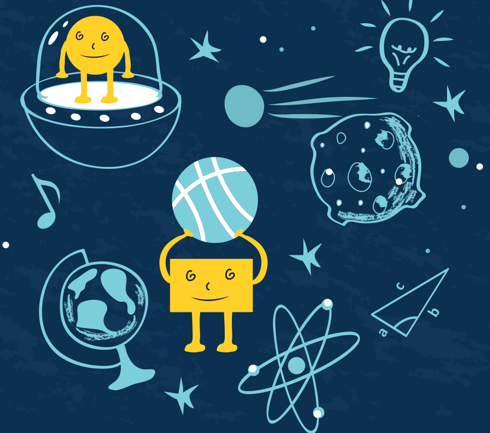 Outer Space Cartoons