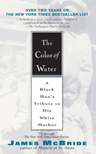 The Color of Water Book Cover by James McBride