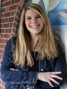 Derner Student Fallon Kane News Photo