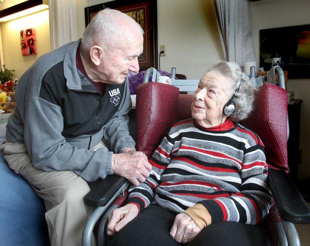 Music & Memory Older Couple