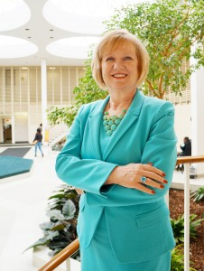 Elaine Smith, associate dean for operations at the College of Nursing and Public Health
