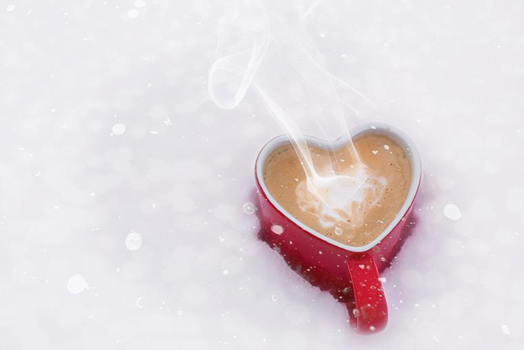 Heart Hot Chocolate