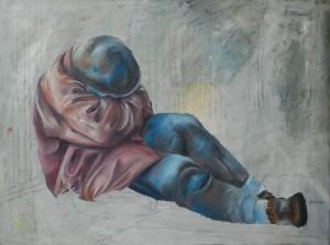 Homeless Man 1