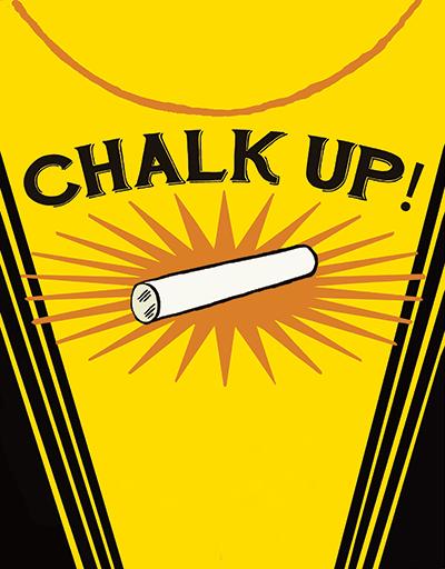 Chalk Up!