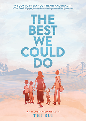 The Best We Could Do - Book Cover - ThiBui