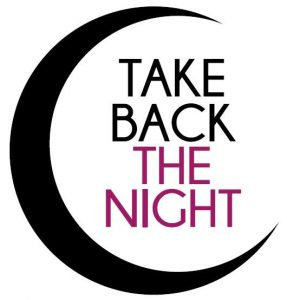 Logo for Take Back the Night