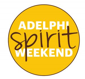 Adelphi Spirit Weekend logo