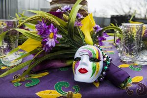 Mardi Gras Decorations