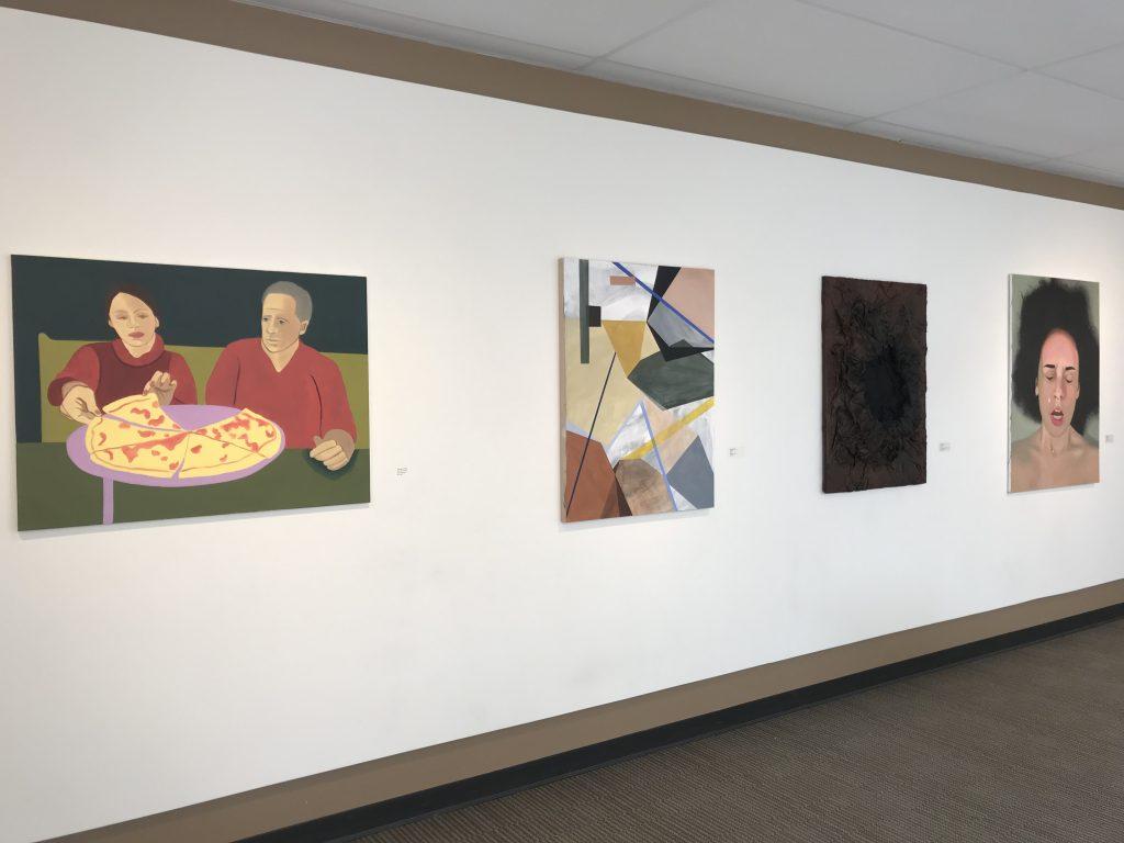 Kappa Pi Art Exhibition